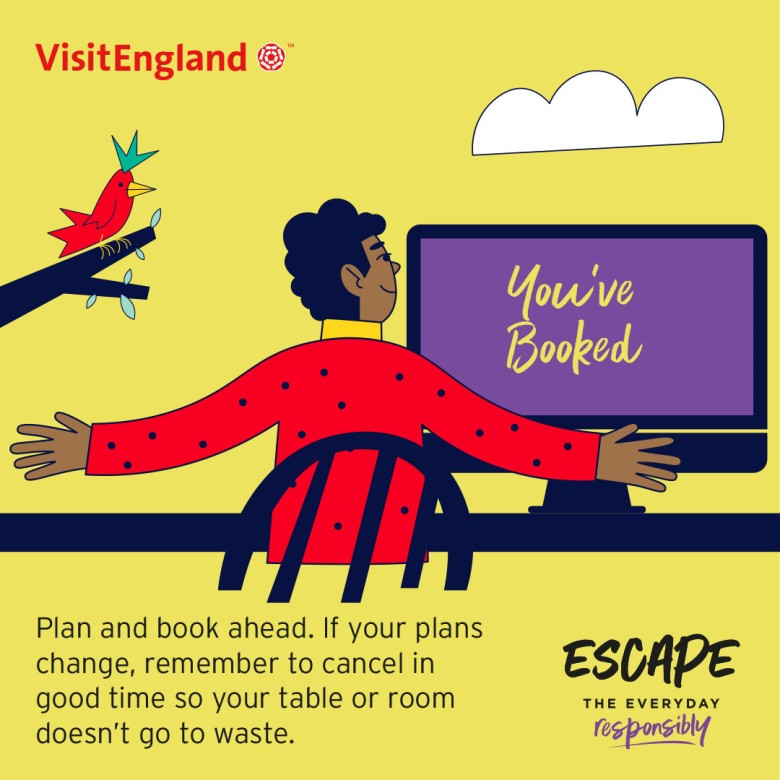Escape The Everyday Responsibly Infographic 01 - Book Ahead