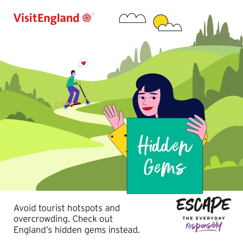 Escape The Everyday Responsibly Infographic 03 - Hidden Gems
