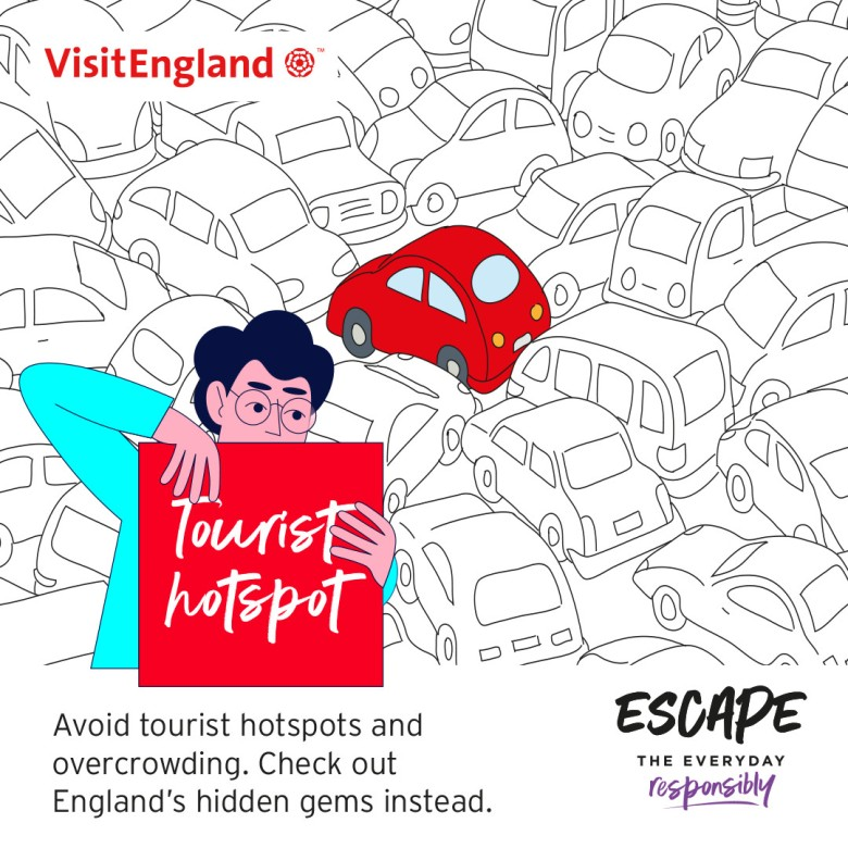 Escape The Everyday Responsibly Infographic 03 - Tourist Hotspot