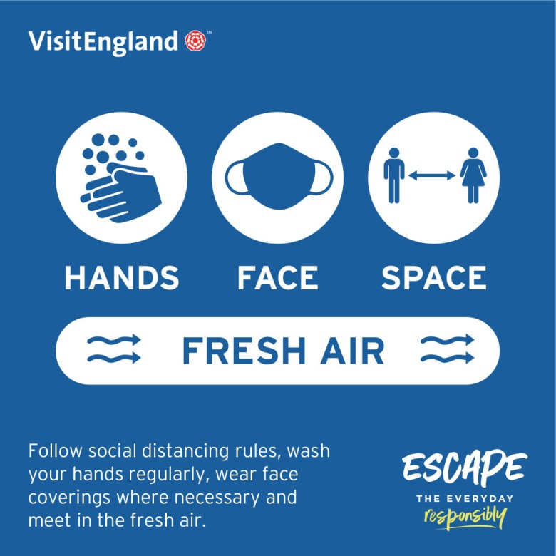 Escape The Everyday Responsibly Infographic 05 - Follow Rules