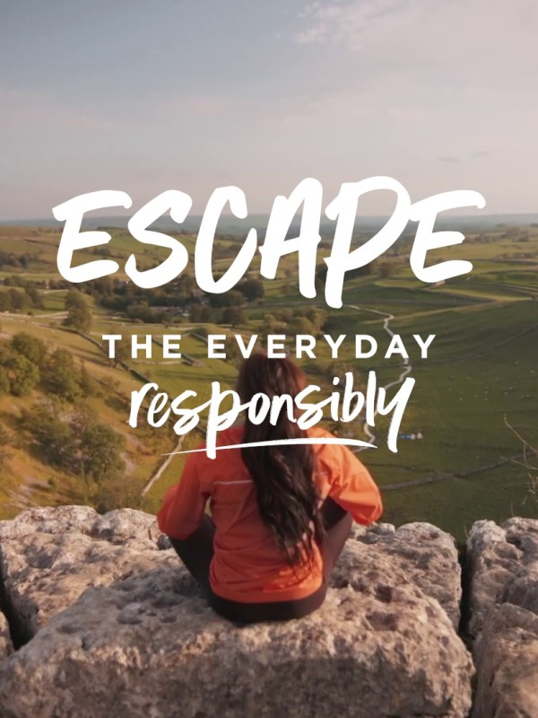 Escape The Everyday Responsibly Campaign by VisitBritain