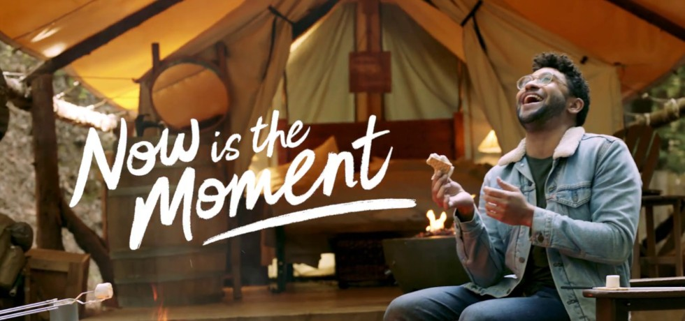 Now is The Moment, Monterey County Tourism Advertising Campaign