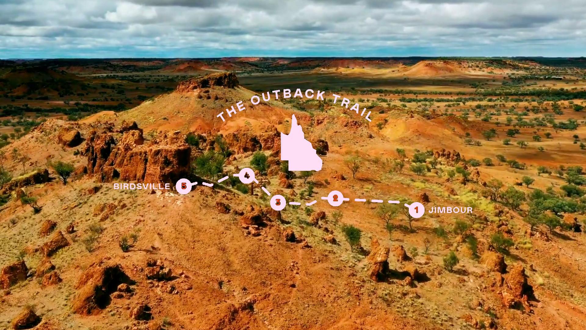 Queensland Music Trails, Australia