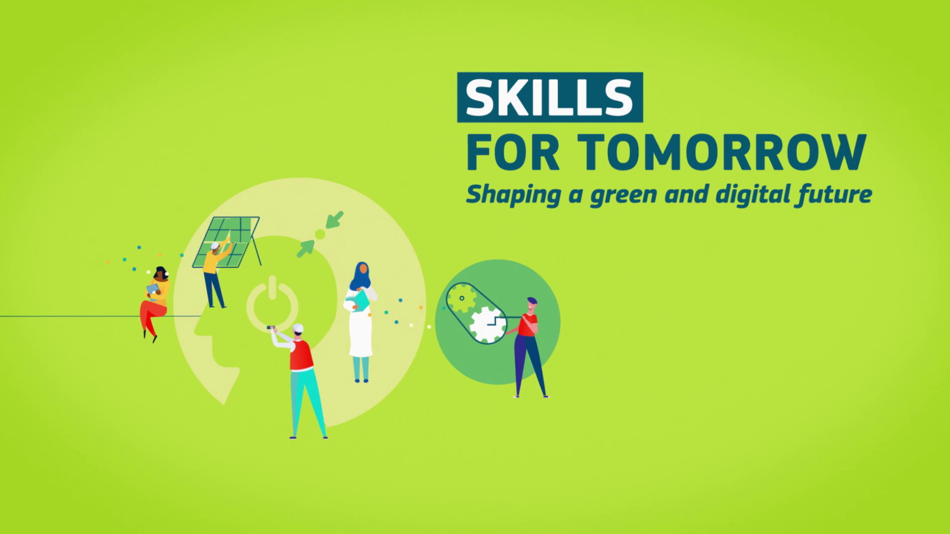 Skills for Tomorrow, European Social Innovation Competition 2021