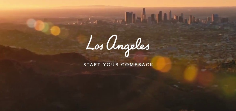 Start Your Comeback Campaign, Los Angeles