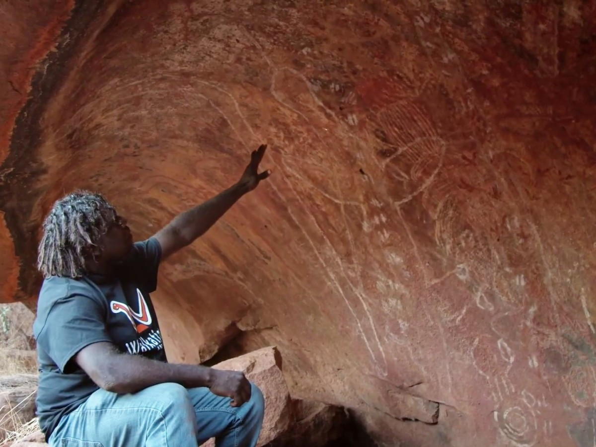 Territory Art Trails Campaign by Tourism NT, Australia