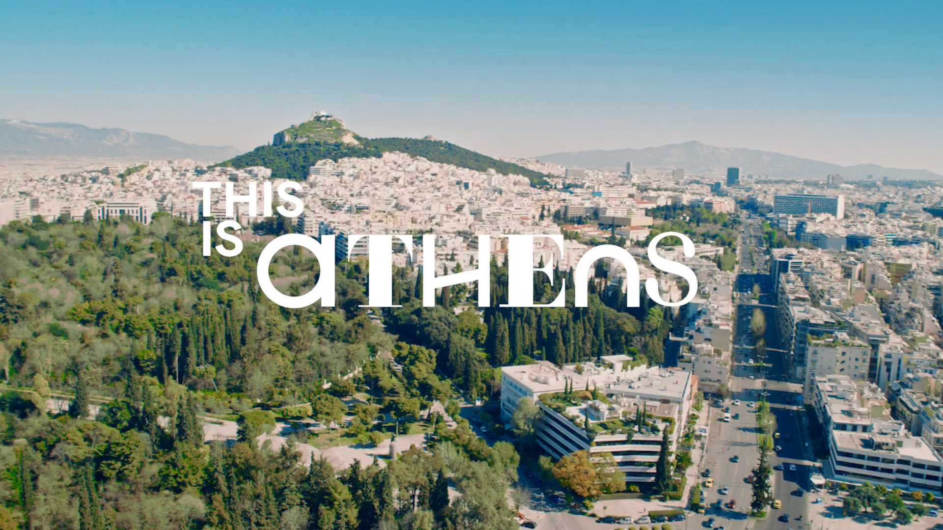 This is Athens, Greece