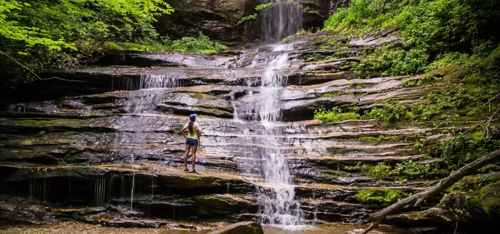 Be Waterfall Wise, Summer Safety Campaign of Transylvania Tourism