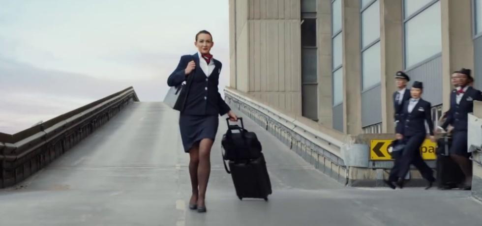 British Airways Brand Advertising, You Make Us Fly