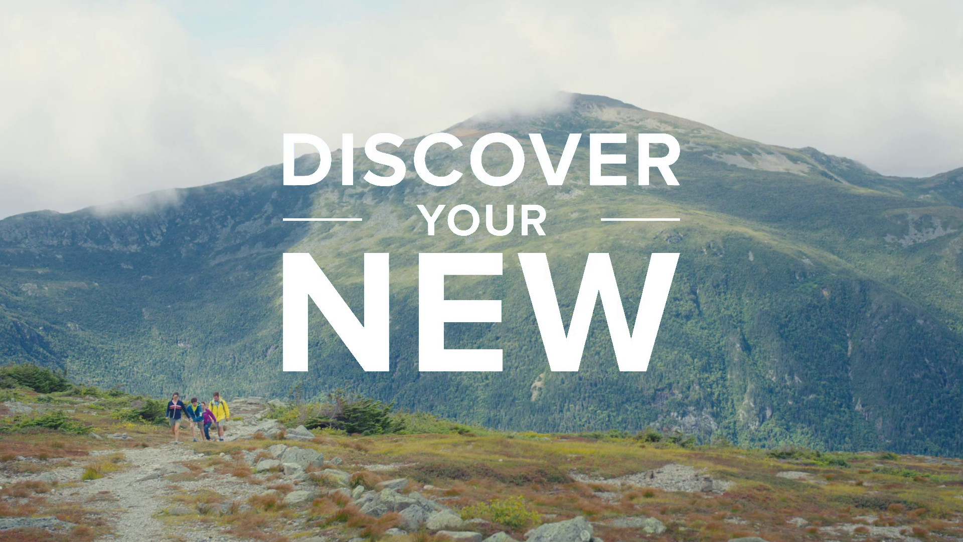 Discover Your New, Summer Travel Campaign of New Hampshire