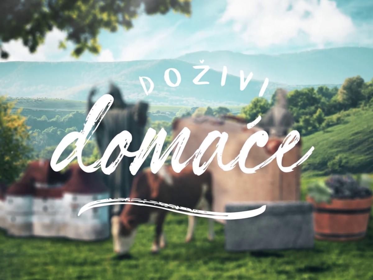 Doživi Domaće, Rural Tourism Campaign of Croatia