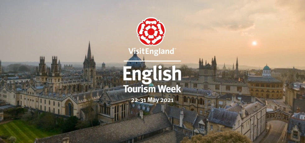 English Tourism Week 2021, Here for Tourism