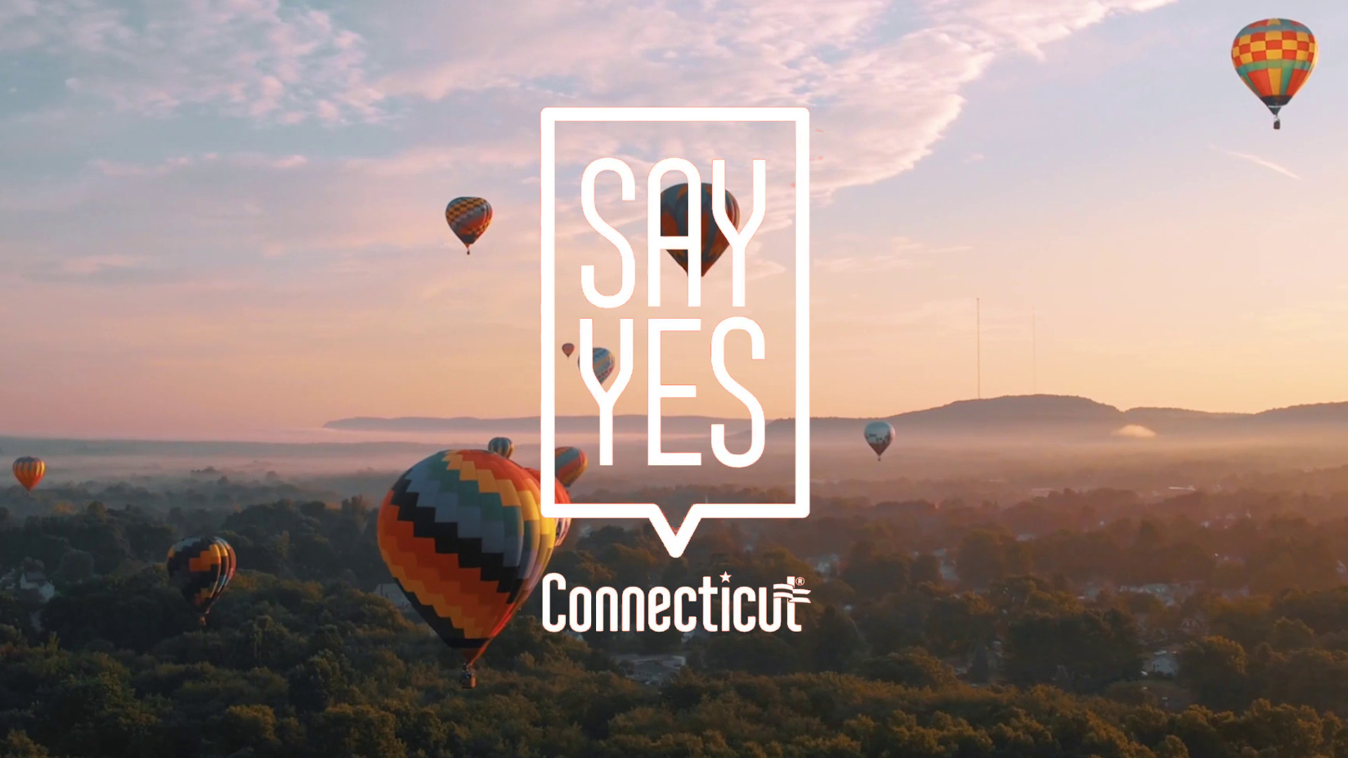 #SayYesCT, Say Yes Connecticut Summer Marketing Campaign