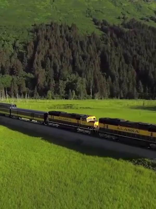 Spring/Summer 2021 Tourism Campaign of Alaska