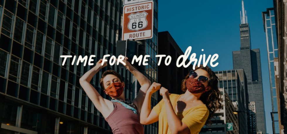 Time for Me to Drive, Summer Tourism Campaign of Illinois