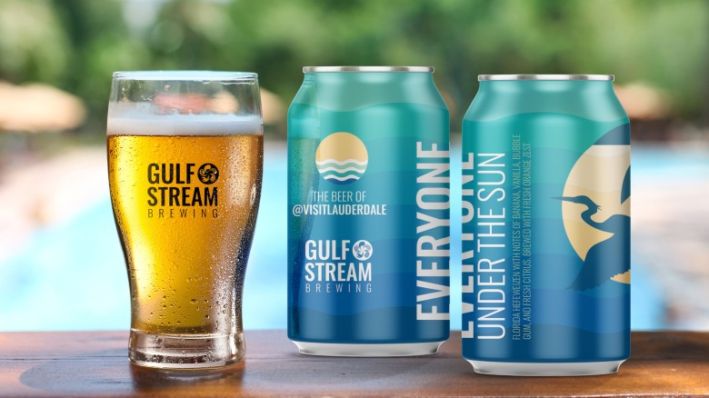 Visit Lauderdale, Official Everyone Under the Sun Crafted Beer