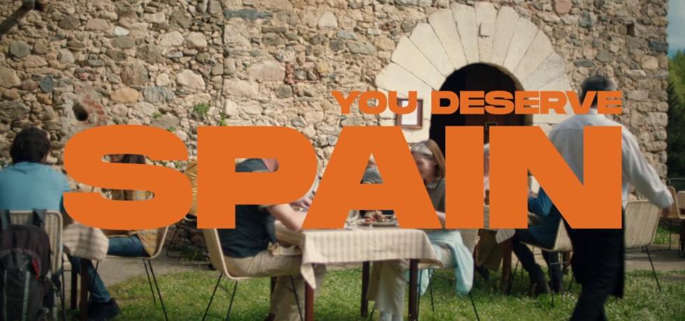 You Deserve Spain, Summer Tourism Marketing Campaign of Spain