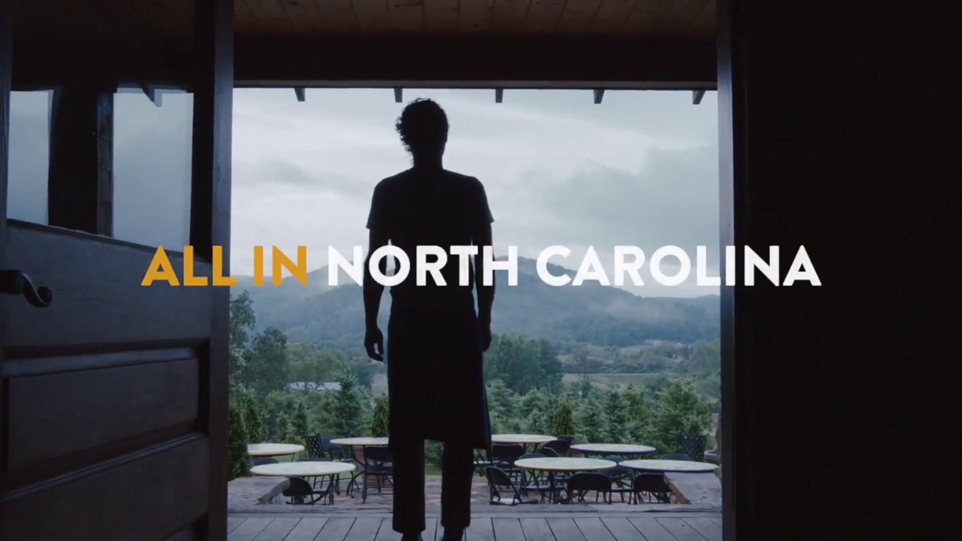 All In North Carolina by Economic Development Partnership of North Carolina