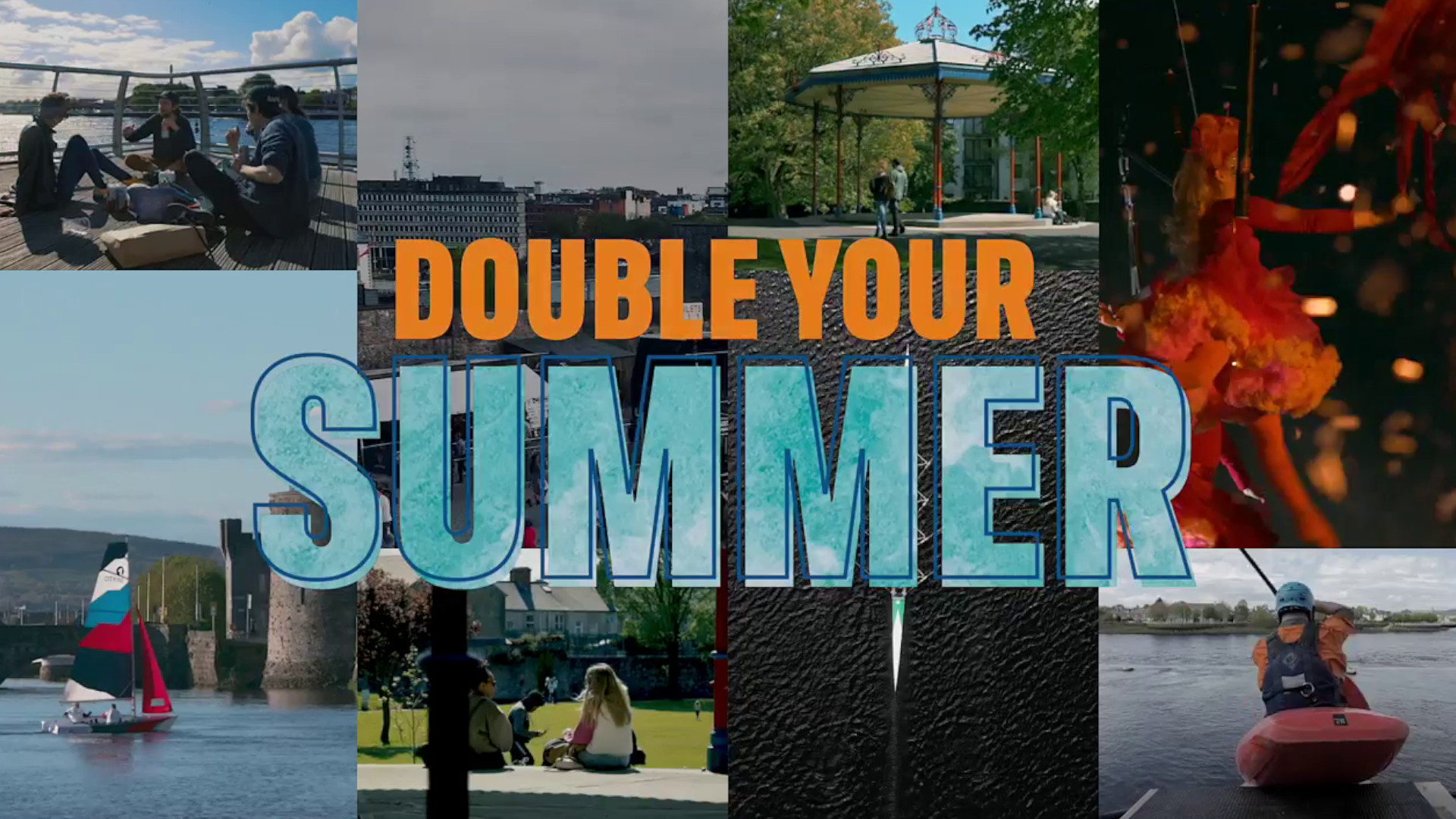 Double Your Summer in Limerick, The Wild Atlantic Way Gateway City