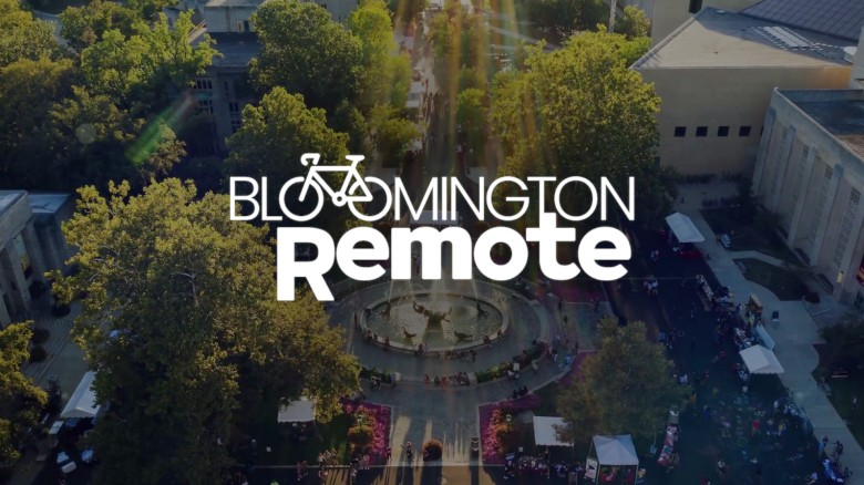 Bloomington Remote, Remote Work Program in Indiana